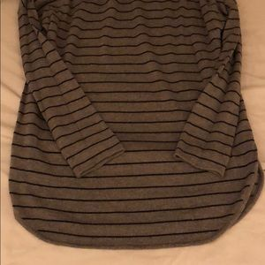 Joan Vass Studio women's size S long sleeve tunic